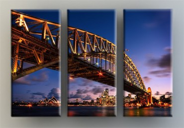 Sydney Harbour Bridge Australien – Bild 1